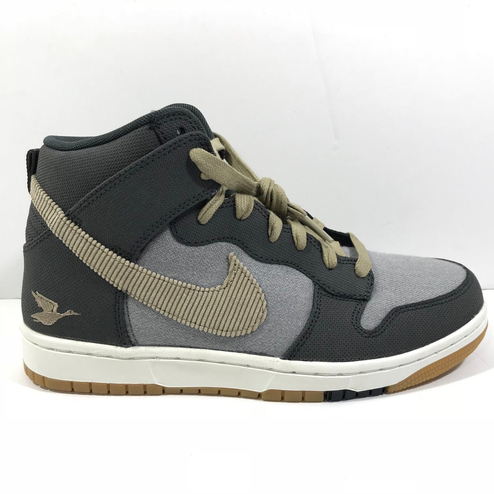 Casual wild Nike Mens Dunk Comfort Premium Shoes 7.5 705433-003 Y0205
