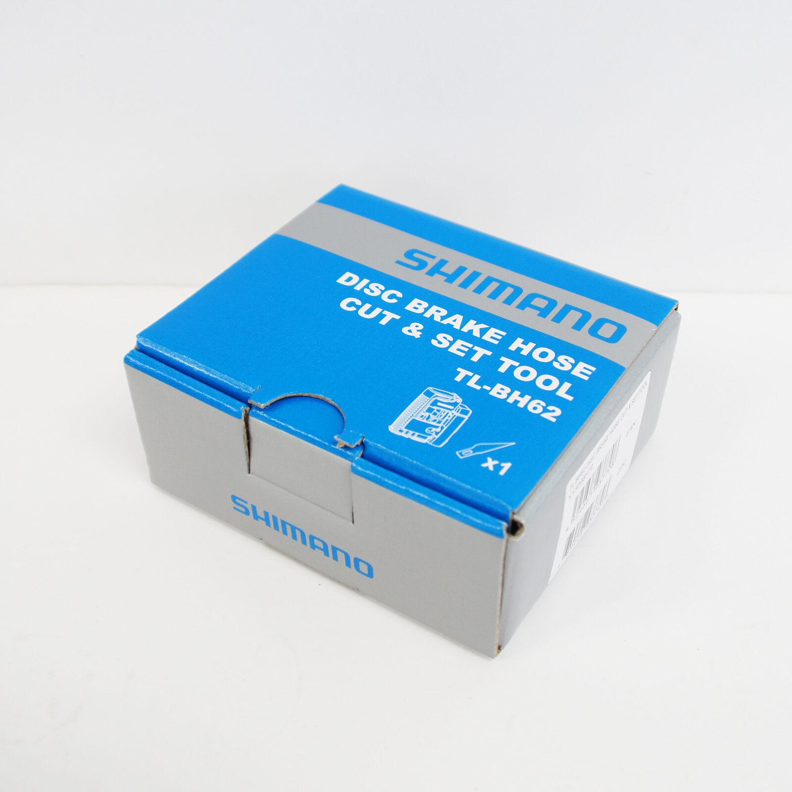 Shimano TLBH62 Hidráulico Latiguillo Freno de Disco Cutting & Inserción