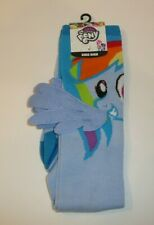 89f4fc54630 item 6 My Little Pony Knee High Women s Socks 3D Wings MLP Blue Rainbow Dash  Size 9-11 -My Little Pony Knee High Women s Socks 3D Wings MLP Blue Rainbow  ...