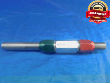 New Listing7525 Amp 7540 Cl Z Pin Plug Gage Go No Go 7500 0025 Oversize 34 19 Mm 754