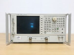 Agilent 8753es S-parameter Network Analyzer 30khz-3ghz Collectibles opt : 002