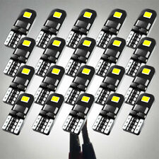 20pc Oxilam 6000k T10 168 194 Interior Kit Side Marker Led Light Bulbs White Ean Fits 2010 Cadillac Cts