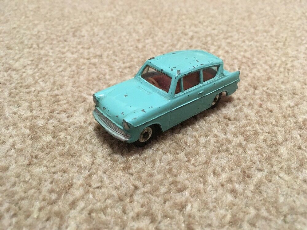 Dinky Nº 155 155 155 Ford Anglia coche  venderse como panqueques