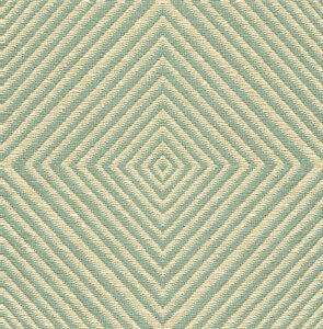 Details about Kravet Blue Diamond Geometric Upholstery  Fabric-Mooney/Patina-1 75 yd (32821-35)