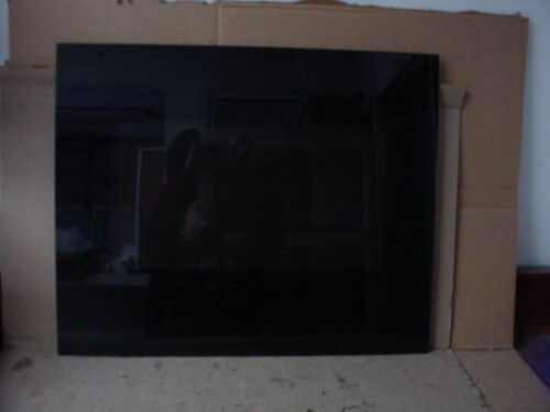 """Thermador Double Oven Main Outer Door Black 27/"""" Models Part # 14-38-553-01"""