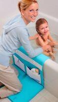 Aquatopia Deluxe Safety Easy Bath Kneeler, Blue , New, Free Shipping