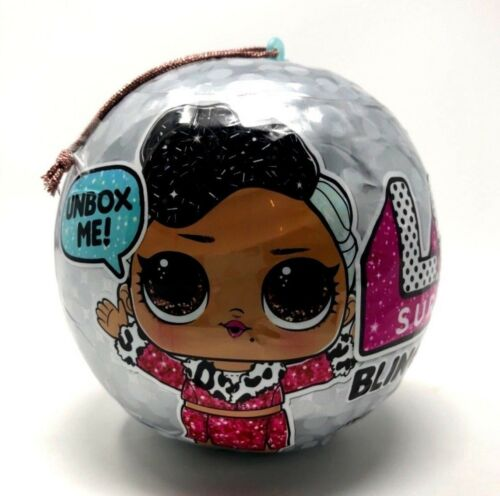 LOL Surprise Bling Series Big Sister Doll Holiday Christmas Tree Ornament