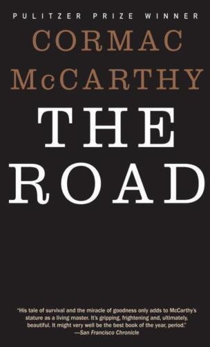 1 von 1 - The Road von Cormac McCarthy (2007, Taschenbuch, Englische Sprachausgabe)