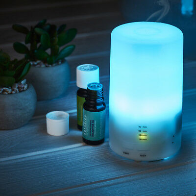 Electric Aroma Diffuser Essential Oil 7 Colour Changing Air Humidifier LED Light 5017730343166 | eBay