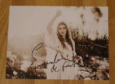ORIGINAL Autogramm von Emmelie de Forrest. pers. gesammelt. 20x27 FOTO. 100 % E.