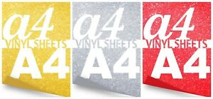 Gold-Silver-Red-Glitter-Sparkle-Vinyl-Sign-Making-Crafts-HQ-Indoor-Outdoor-Use