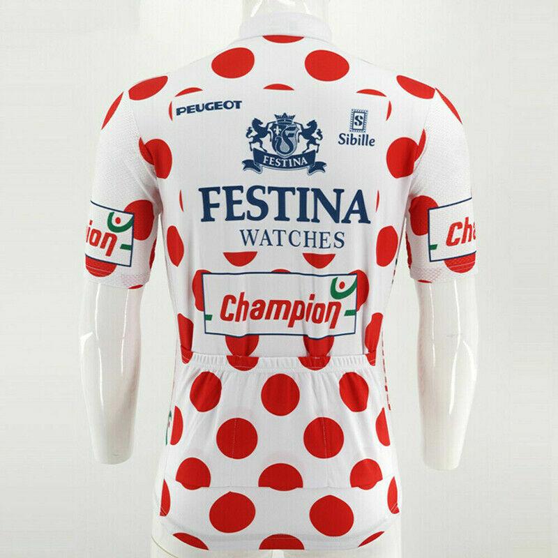 Festina Peugeot Cycling Jersey and  Bib Short Set