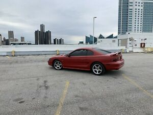Excellent condition 1997 Mustang GT