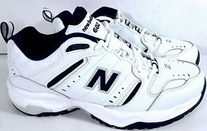 New Balance 602 White Leather Mens Atrhletic Shoes 8.5 US, 42 EU ...