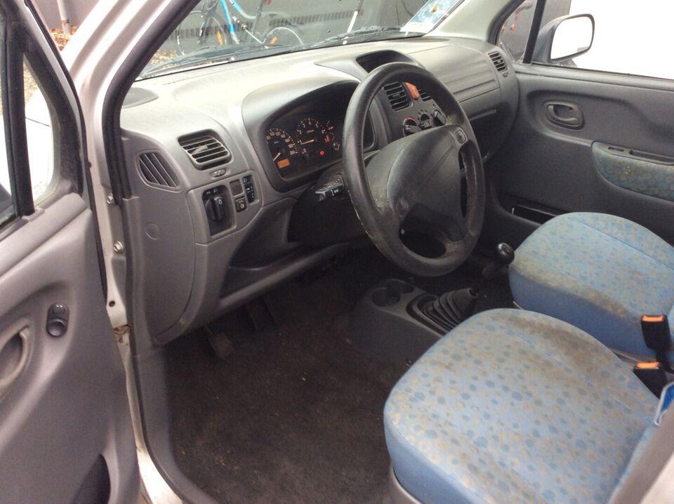 Suzuki Wagon R+ 1,3 GL Benzin modelår 2000 km 229000 nysynet