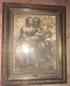 Tableau Leonard De Vinci
