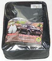Full Car Pack Waterproof Canvas Car Seat Covers Mitsubishi Triton Dual Cab 09-on