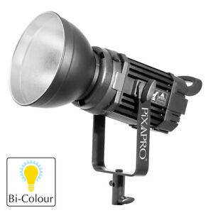Bi-couleur-DEL-Bright-studio-lumiere-eclairage-Video-professionnelle-3200-5600K-100-W