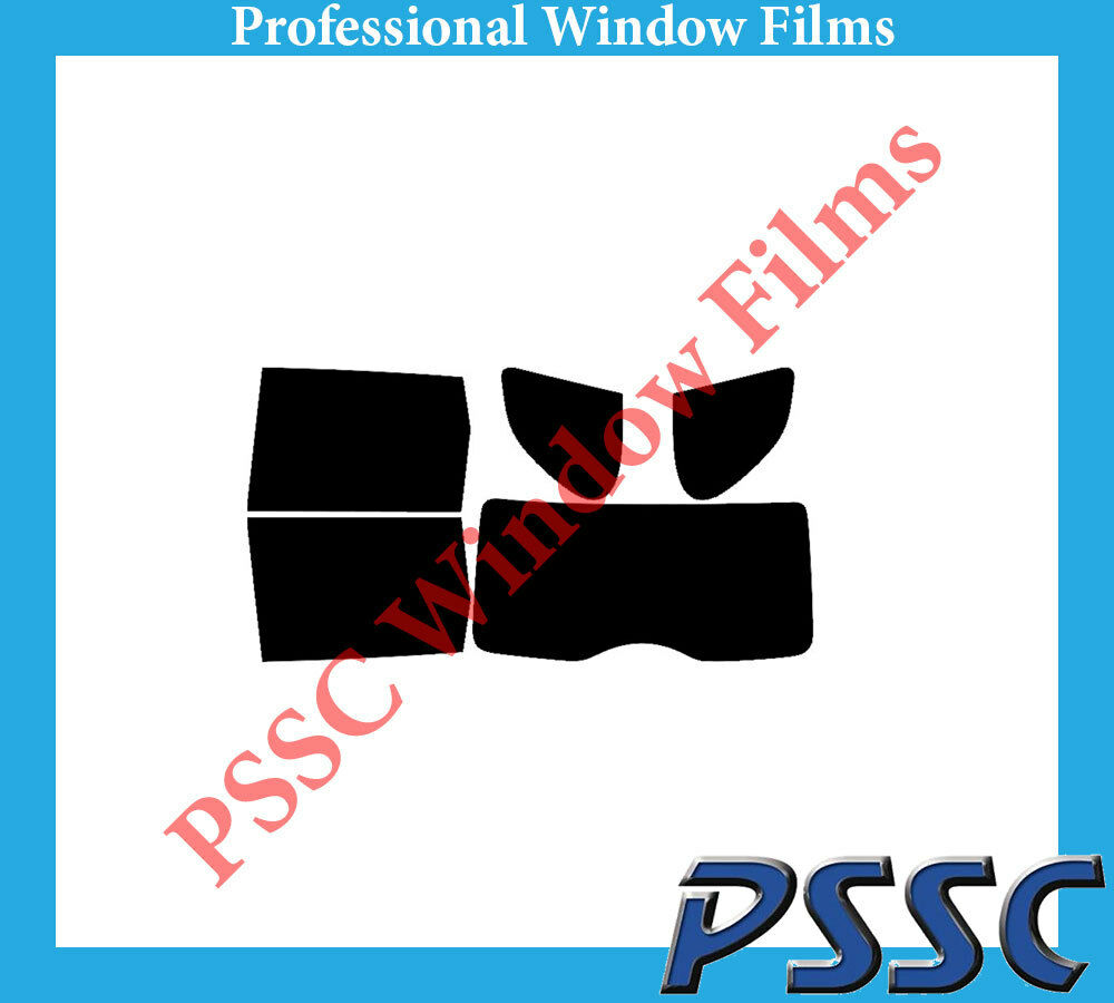 PSSC Pre Cut Rear Car Window Films - Porsche Cayenne 2002 to 2010