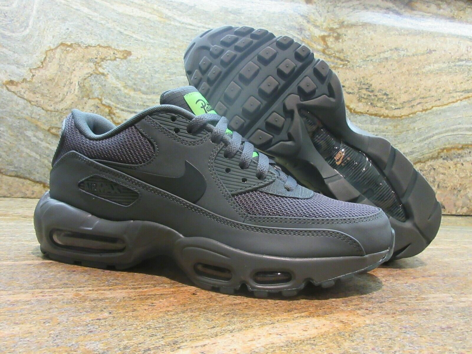 wholesale dealer 40015 e07e7 ... 2019 Nike Air 95 90 Hybrid iD Patta Patta Patta shoes SZ 9 Premium  Sample By ...