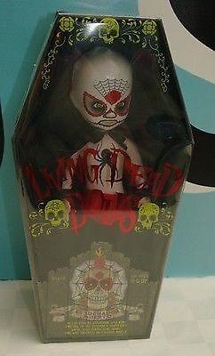 Living Dead Dolls El Luchador Muerto Doll