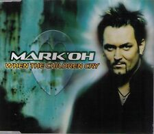 Maxi CD: MARK'ON - when the children cry  3 Titel
