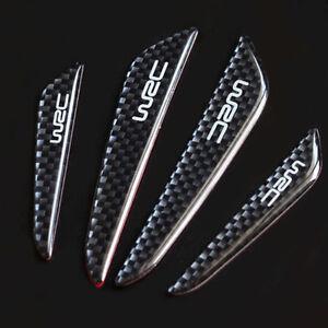 4Pcs-Black-Carbon-Fiber-Car-Side-Door-Edge-Protection-Guards-Trims-Stickers