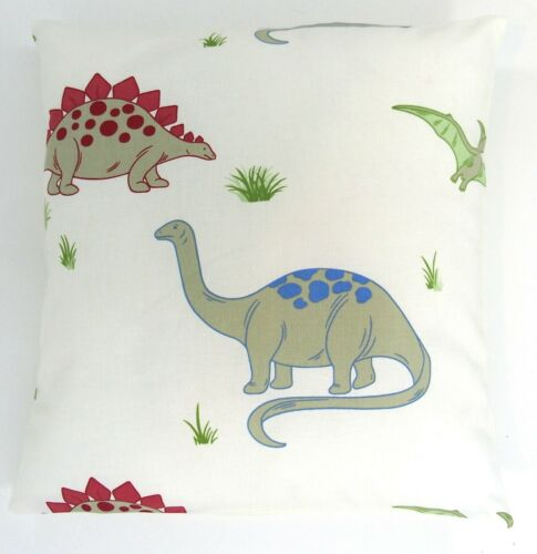 Laura Ashley Dinosaurs Children Cushion Cover 16 inches x 16 inches