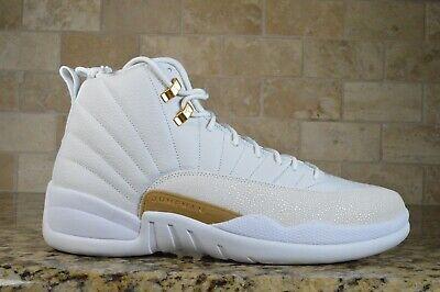 Nike Air Jordan Retro 12 OVO White