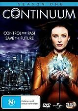 Continuum-Series-1-DVD-2013-3-Disc-Set-R4-Terrific-Condition