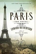 Paris by Edward Rutherfurd (2014, Paperback)