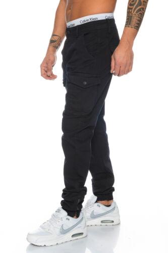 Cipo /& Baxx Uomo Jeans Chino Pantaloni 332 Nero Nuovo w28 29 30 31 32 33 34 36 38