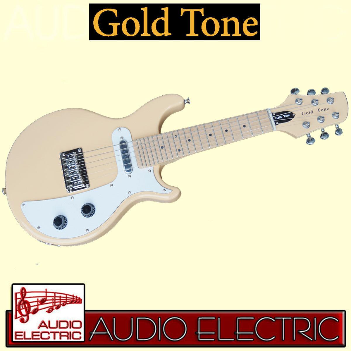 Gold Tone GME-6 Mandoline in Gitarren Stimmung mit Single Coil Pickup + GigBag