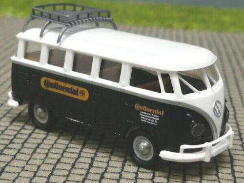 1//87 Brekina # 1990 VW T1 b Mindersamba Continental