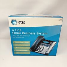 Atampt 4 Line Small Business System Model 1070 Open Box O413
