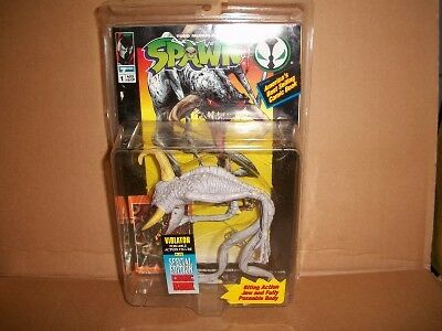 SPAWN VIOLATOR  1 SPECIAL EDITION COMIC BOOK & TRADING CARD ACTION FIGURE1994