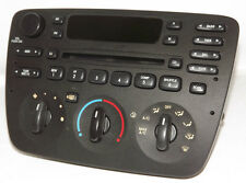 2000 2001 2002 2003 2004 Ford Taurus AM FM CD Radio w Auxiliary 3.5mm mp3 Input