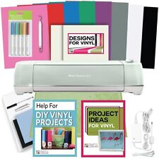 Cricut Explore Air 2 Machine Bundle Pens, Tool, Vinyl Pack, Designs, Inspiration
