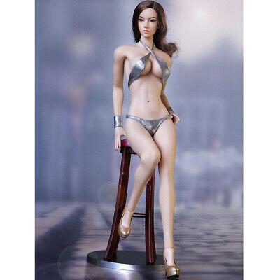 1//6 Bikini Suit Bra Briefs Set for 12/'/' Hot Toys//Phicen//Kumik Figure Body