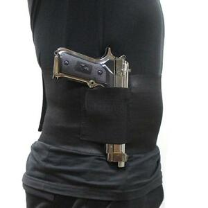 Slim-Wrap-Concealed-Carry-Abdominal-Band-Gun-Holster-Belly-Band-Pistol-Holster