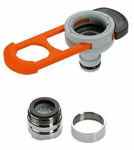 Adaptateur-pour-robinet-d-039-interieur-de-GARDENA-adaptateur-pratique-pour-le-rac