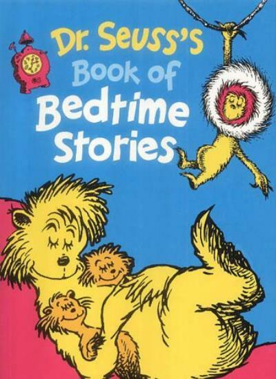Dr. Seuss's Book of Bedtime Stories: 3 Books in 1,Dr. Seuss