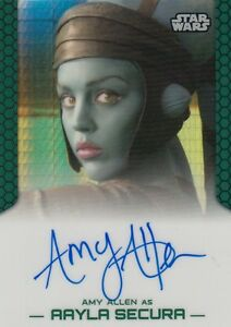 STAR-WARS-CHROME-PERSPECTIVES-JEDI-VS-SITH-AMY-ALLEN-AAYLA-SECURA-AUTOGRAPH-50