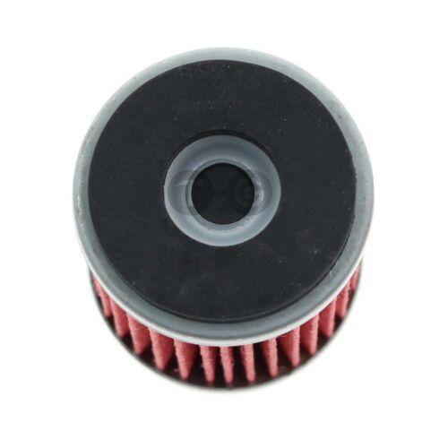 5pcs Oil Filter for Yamaha Raptor 250 YFM250 YFM250R YFM250RW 2008-2013 HF140
