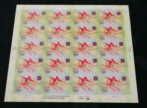 Beijing-Summer-Olympics-Gymnast-Stamp-Sheet-of-20-42C-Stamps