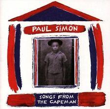 + cd audio  NUOVO  INCELOFANATO  PAUL SIMON SONGS FROM THE CAPEMAN