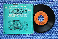 JOE DASSIN / SP CBS 3871 / * Recto 2 - * Verso 2 - Label 1 /  BIEM 1969 ( F )