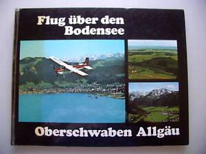Flug über den Bodensee Oberschwaben Allgäu 1971 - Eggenstein-Leopoldshafen, Deutschland - Flug über den Bodensee Oberschwaben Allgäu 1971 - Eggenstein-Leopoldshafen, Deutschland