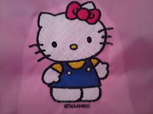 Personalised Hello Kitty School//PE//Gym//Drawstring Bag