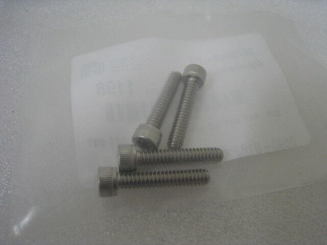 0021-04230 SCR CAP SKT HD 8-32 X 1-1//4L HEX SKT NIT lot of 10